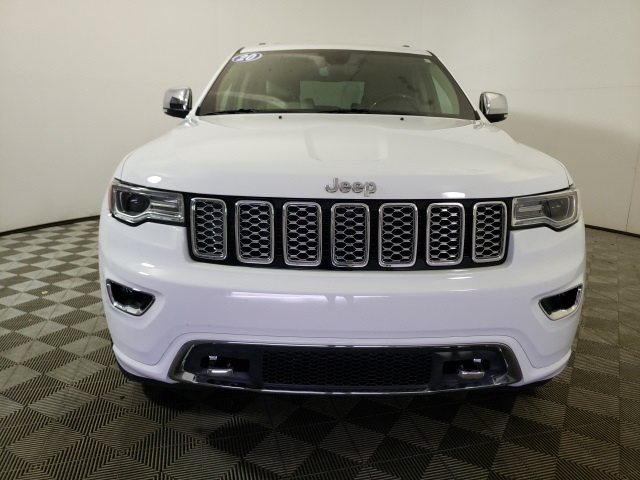 Pre-Owned 2020 Jeep Grand Cherokee Overland