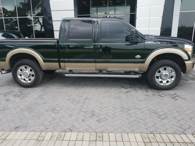 Pre-Owned 2014 Ford F-250SD King Ranch