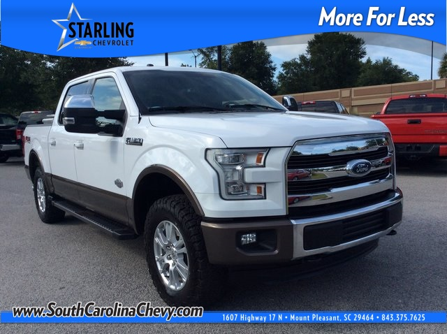 Pre-Owned 2016 Ford F-150 King Ranch 4WD