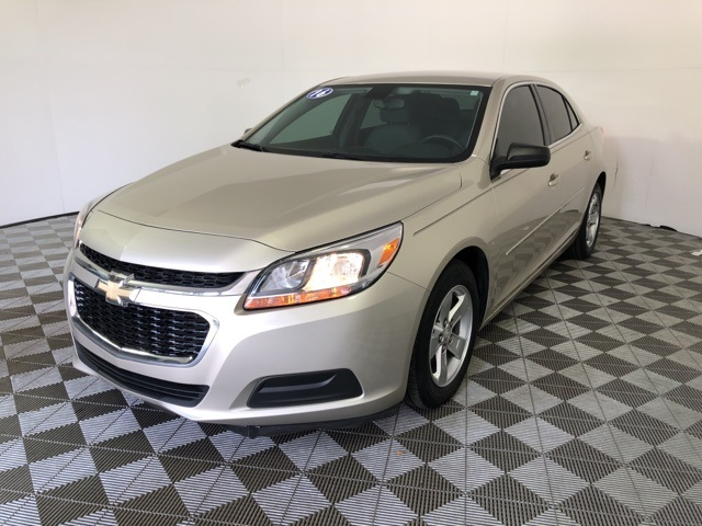 Certified Pre-Owned 2016 Chevrolet Malibu Limited LS FWD 4D Sedan