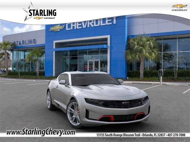 New 2019 Chevrolet Camaro 1LT RWD 2D Coupe