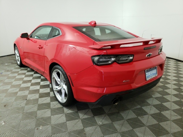 Pre-Owned 2020 Chevrolet Camaro SS