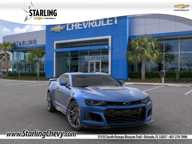 New 2019 Chevrolet Camaro ZL1 RWD 2D Coupe