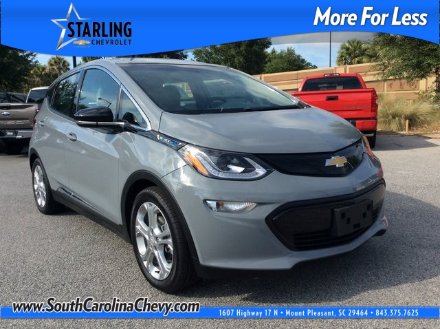 Certified Pre-Owned 2019 Chevrolet Bolt EV LT FWD 4D Wagon