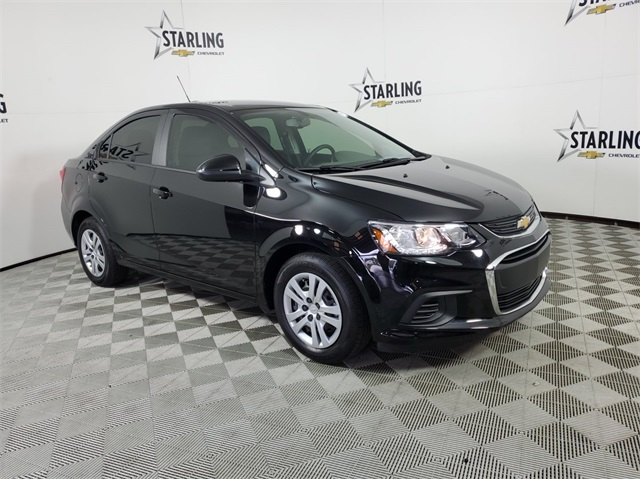 Certified Pre-Owned 2019 Chevrolet Sonic LS