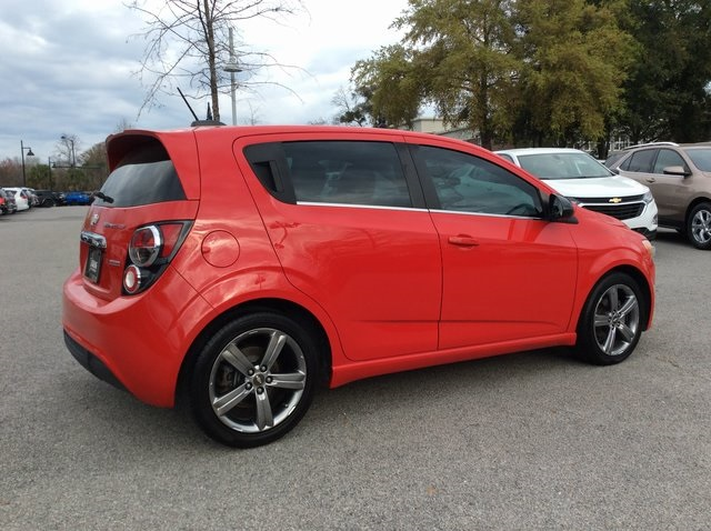 Pre-Owned 2015 Chevrolet Sonic RS