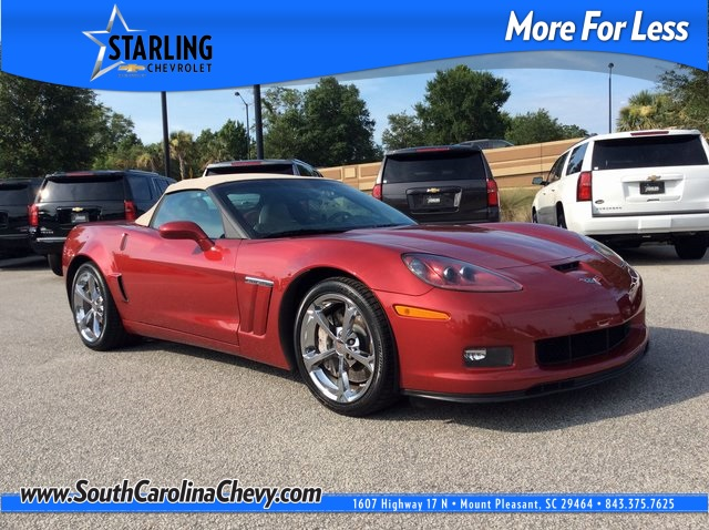 Pre-Owned 2013 Chevrolet Corvette Grand Sport RWD 2D Convertible