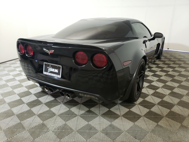 Pre-Owned 2009 Chevrolet Corvette Z06