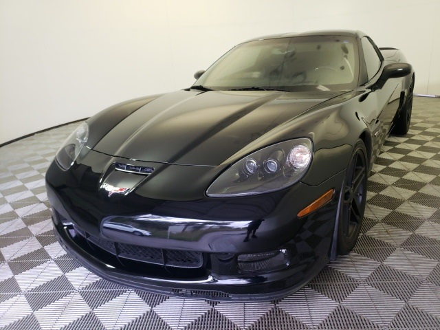 Pre-Owned 2009 Chevrolet Corvette Z06 RWD 2D Coupe