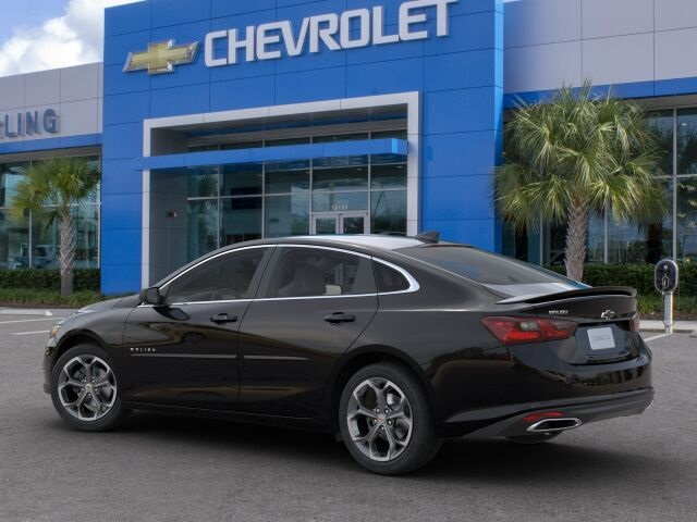 New 2019 Chevrolet Malibu RS