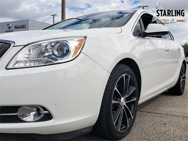 Pre-Owned 2016 Buick Verano Sport Touring Group