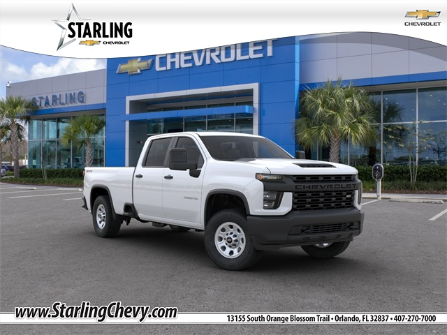 New 2020 Chevrolet Silverado 3500HD Work Truck 4WD