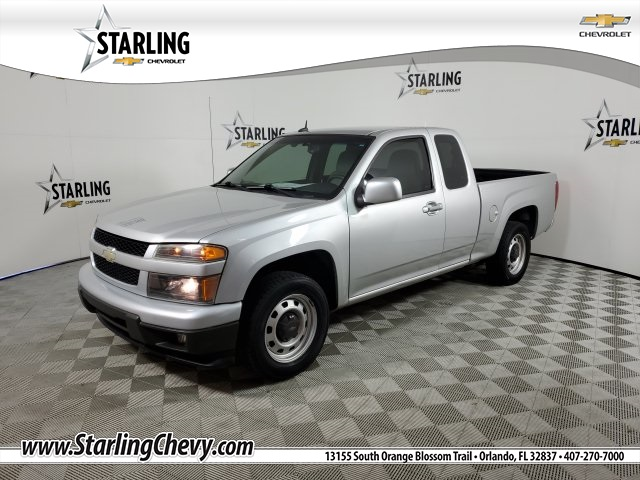 Pre-Owned 2010 Chevrolet Colorado Work Truck RWD Standard Bed