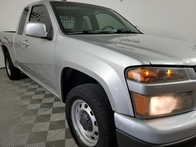 Pre-Owned 2010 Chevrolet Colorado Work Truck