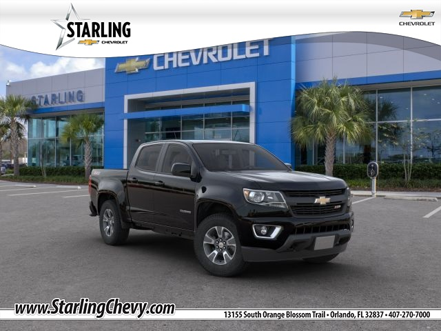 New 2019 Chevrolet Colorado Z71 RWD 4D Crew Cab