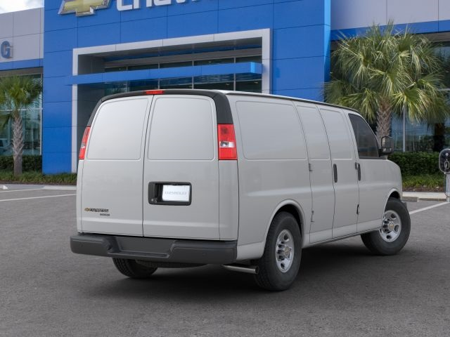 New 2019 Chevrolet Express 2500 Work Van