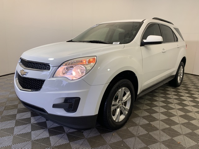 Pre-Owned 2015 Chevrolet Equinox LT FWD 4D Sport Utility