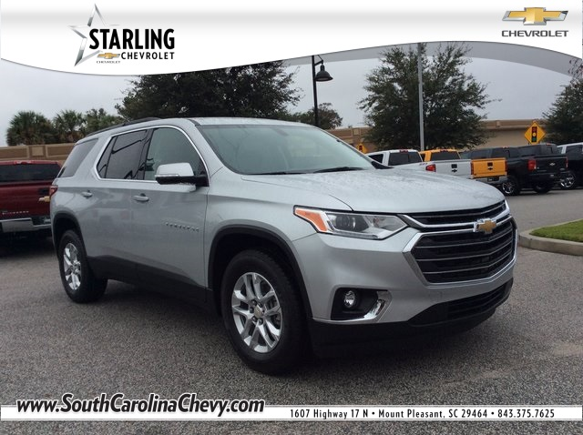 New 2019 Chevrolet Traverse LT Leather FWD 4D Sport Utility