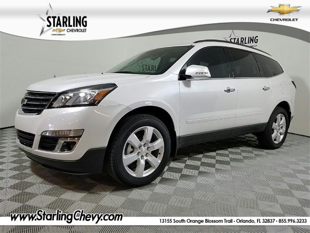 new 2017 chevrolet traverse lt cloth 4d sport utility in mount