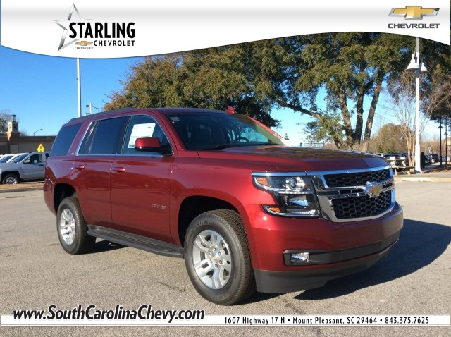 New 2018 Chevrolet Tahoe LT 4WD