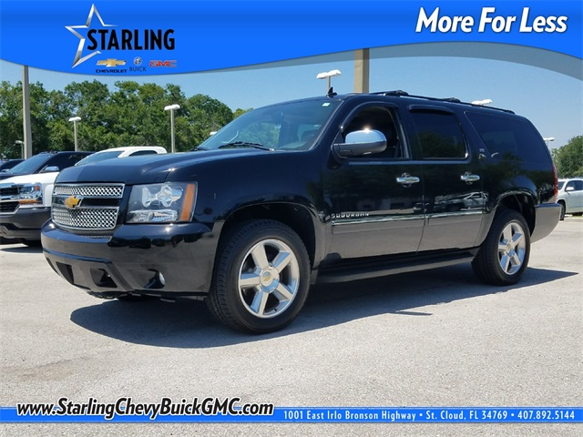 Pre-Owned 2014 Chevrolet Suburban 1500 LTZ 4WD