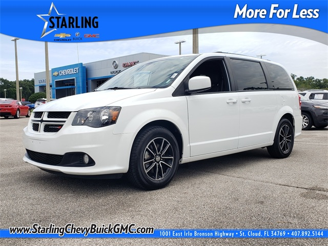 Pre-Owned 2019 Dodge Grand Caravan GT With Navigation