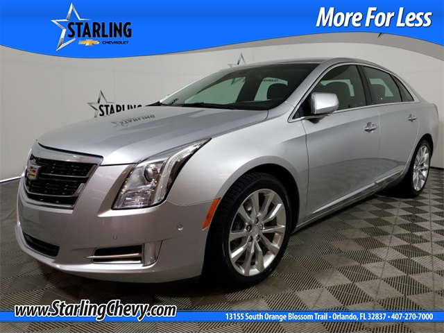 Pre-Owned 2017 Cadillac XTS Luxury FWD 4D Sedan