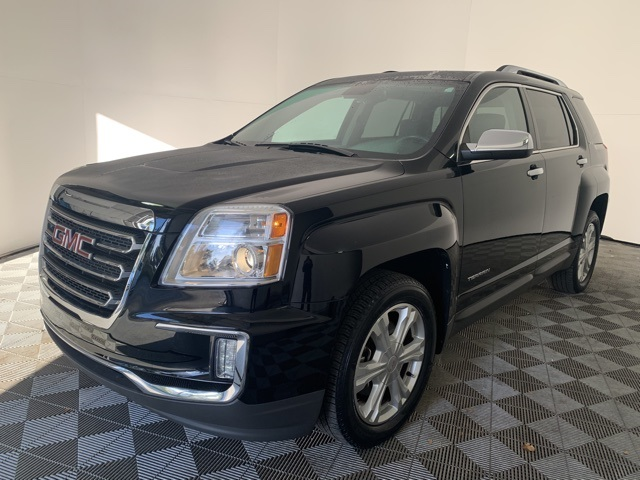 Certified Pre-Owned 2017 GMC Terrain SLT With Navigation
