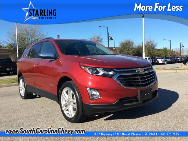 Certified Pre-Owned 2019 Chevrolet Equinox Premier AWD
