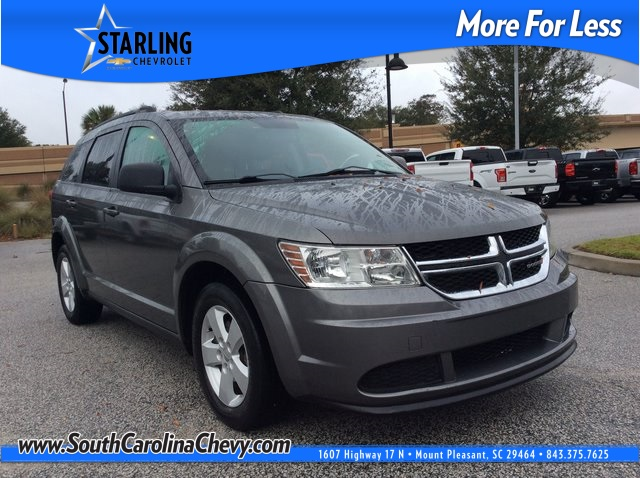 Pre-Owned 2013 Dodge Journey SE FWD 4D Sport Utility