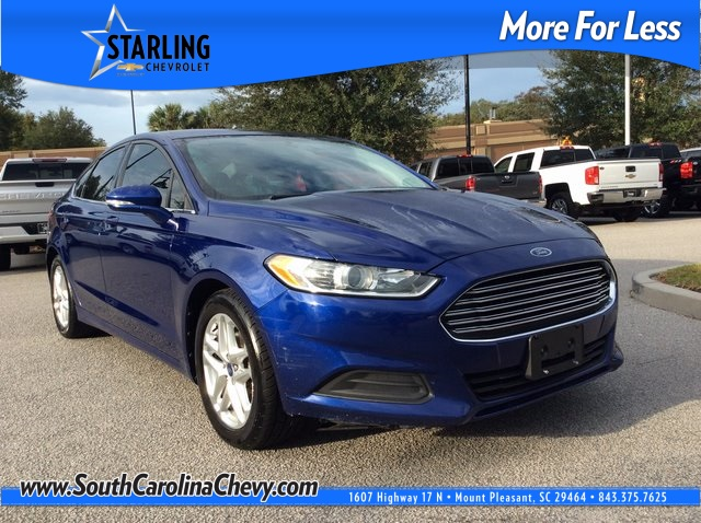 Pre-Owned 2013 Ford Fusion SE FWD 4D Sedan