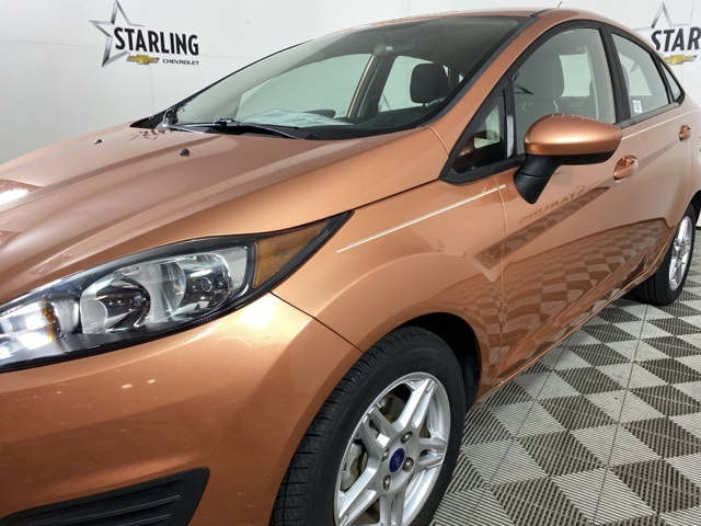 Pre-Owned 2017 Ford Fiesta SE