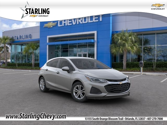 New 2019 Chevrolet Cruze LT FWD 4D Hatchback