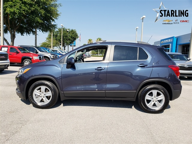 Certified Pre-Owned 2019 Chevrolet Trax LT