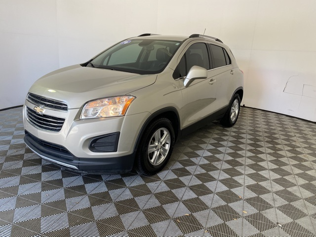 Pre-Owned 2016 Chevrolet Trax LT FWD 4D Sport Utility