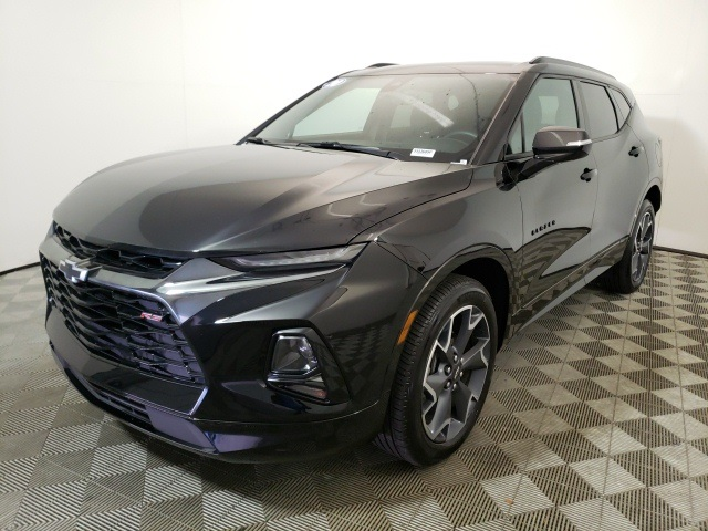 Pre-Owned 2020 Chevrolet Blazer RS With Navigation