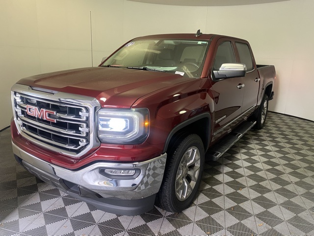 Pre-Owned 2016 GMC Sierra 1500 SLT With Navigation