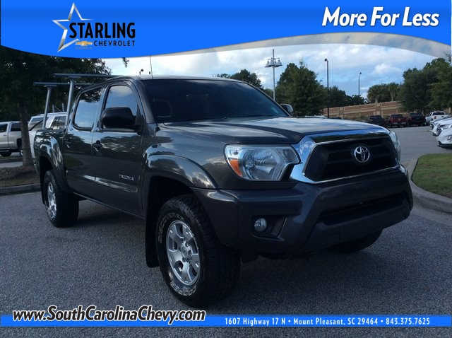 Pre-Owned 2014 Toyota Tacoma Base 4WD