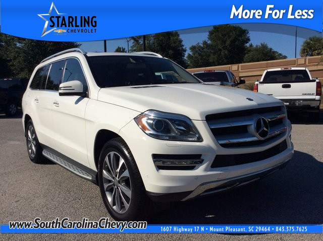 Pre-Owned 2016 Mercedes-Benz GL-Class GL 350 4MATIC® 4D Sport Utility