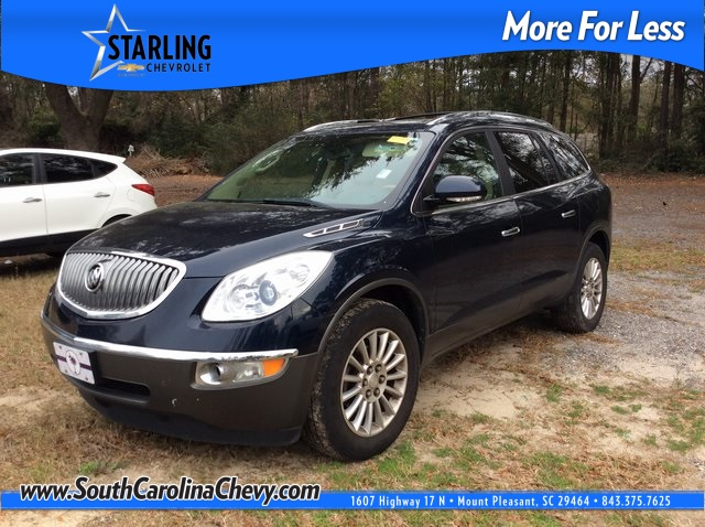 Pre-Owned 2012 Buick Enclave Leather Group With Navigation & AWD