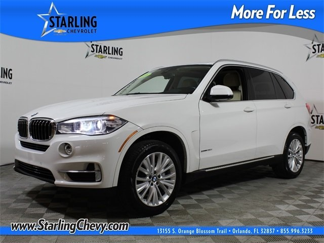 Pre-Owned 2016 BMW X5 sDrive35i RWD 4D Sport Utility