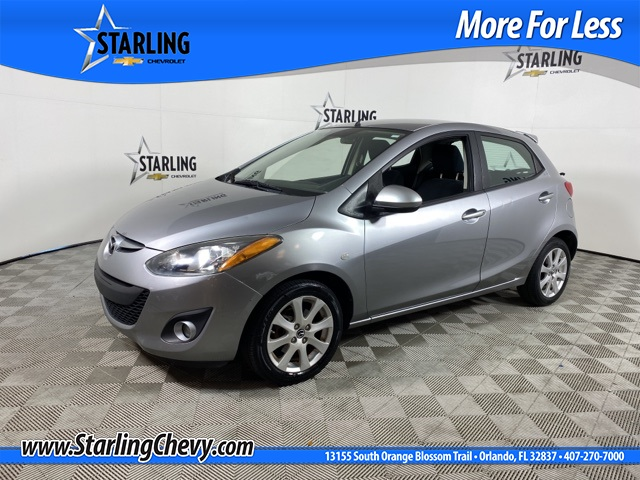 Pre-Owned 2013 Mazda2 Touring FWD 4D Hatchback