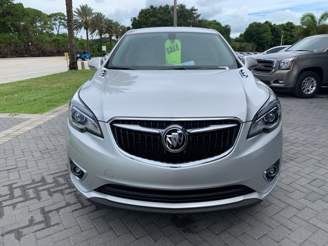 Certified Pre-Owned 2019 Buick Envision Preferred