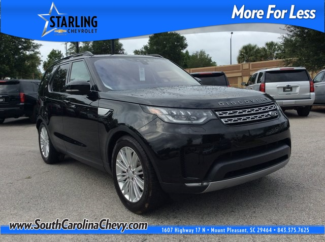 Pre-Owned 2017 Land Rover Discovery HSE 4WD