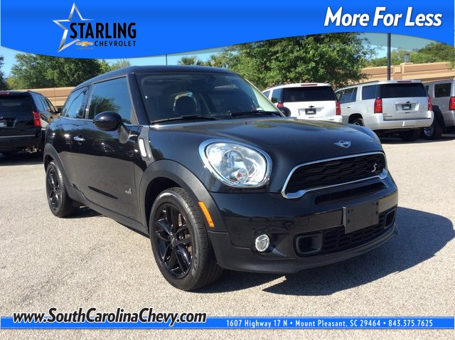 Pre-Owned 2016 MINI Cooper S Paceman AWD