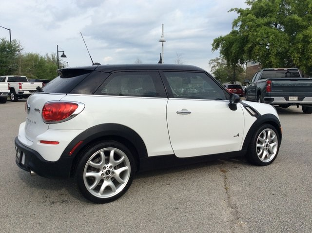 Pre-Owned 2014 MINI Cooper S Paceman