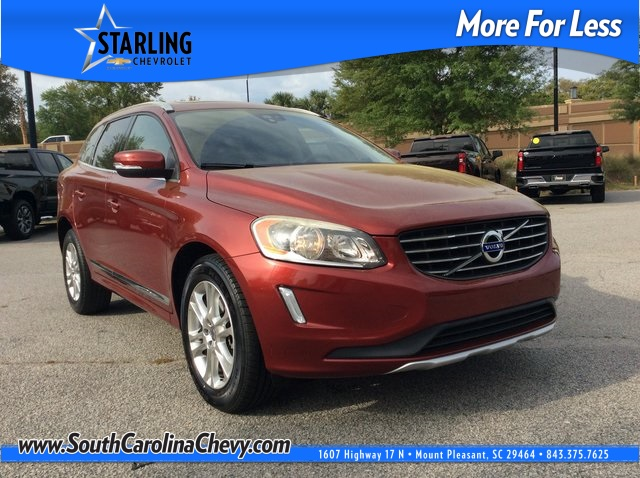 Pre-Owned 2015 Volvo XC60 T5 Premier FWD 4D Sport Utility