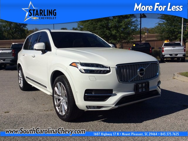 Pre-Owned 2018 Volvo XC90 T6 Inscription With Navigation & AWD