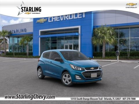 New Chevrolet Spark in Mount Pleasant | Starling Chevrolet